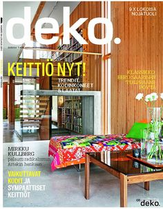 DEKO'S PRINT MAGAZINE 10 13 OUT NOW!
