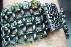 Bead Street Online: Right Angle Weave with Czech Super Duos