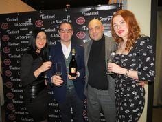 #Fantinel #Prosecco Party  @ La Scarpetta #Moscow (Feb 13, 2015) #ItalianFood #WineLover