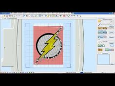 3^ Lezione 5D Embroidery - Primi passi per digitalizzare - YouTube