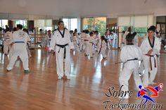 Cursos y Seminarios de Taekwondo en Perú: Lima, Cajamarca y Trujillo.