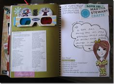 great ideas: http://searchingfornormalcy.wordpress.com/category/scrapbooking/