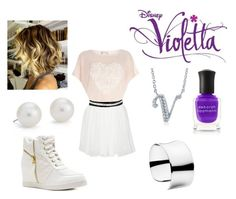 """""""En Gira Outfit #3"""" by theodora2707 on Polyvore"""
