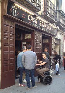 Casa Baranda - Calle Colón, 11 - Madrid Housing Works, Iberian Peninsula, Antoni Gaudi, London Pubs, Medieval Castle, Prado, Capital City, Store Design, Nostalgia
