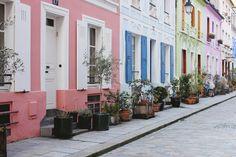 La rue Crémieux par c-dille