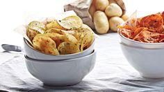 CHIPS EN MICROONDAS | Chef Oropeza