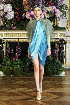 Alexis Mabille Haute Couture Fall-Winter 2013-2014, look 9.
