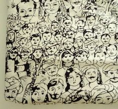 Hey, I found this really awesome Etsy listing at https://www.etsy.com/listing/474307377/folkarts-print-indian-cotton-fabric-face