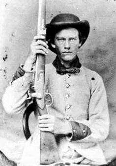 Pvt. Andrew Jackson Vawter, Company I, 12th Tennessee Infantry CS