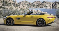 Mercedes-AMG GTC Roadster
