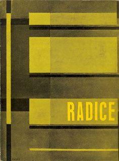 RADICE Mario, Radice. Milano, Galleria Lorenzelli, 1962.