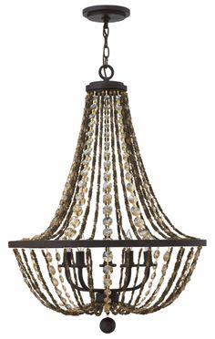 Buy the Fredrick Ramond Vintage Bronze Direct. Shop for the Fredrick Ramond Vintage Bronze 5 Light 1 Tier Chandelier from the Hamlet Collection and save. Bronze Chandelier, 5 Light Chandelier, Pendant Lighting, Light Pendant, Empire Chandelier, Chandelier Ideas, Visual Comfort, Room Lights, Handmade Crafts