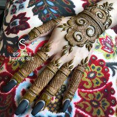 Sonika's Henna Art - Sonika V. Peacock Mehndi Designs, Mehndi Designs Book, Modern Mehndi Designs, Mehndi Design Pictures, Mehndi Designs For Girls, Wedding Mehndi Designs, Mehndi Designs For Fingers, Beautiful Mehndi Design, Dulhan Mehndi Designs