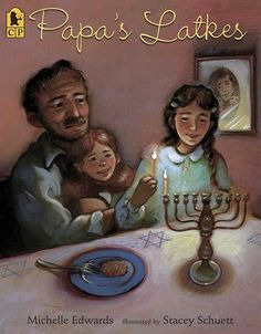 A family prepares to celebrate Chanukah for the first time since Mama died in a heartfelt, bittersweet tale that will resonate with anyone who has ever faced an empty chair at the holiday table. PB 9780763635633 / Ages 5-7 / GRL O