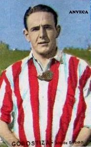 GOROSTIZA (A. Bilbao - 1939-40) Athletic Clubs, Football Soccer, Sports, Fictional Characters, Trading Cards, City, Slip On, Historia, Hs Sports