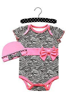 Nursery Rhyme® Zebra SetSale $12.00