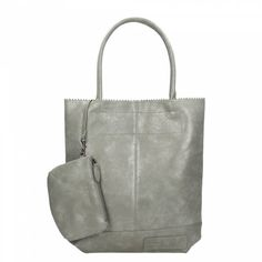 Zebra Trends Natural Bag Suedine Kartel