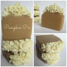 Oil  Butter: Baby Soap, Whipped Gingerbread and Pumpkin Pie...it's been an eventful week!