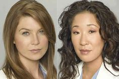 Are You More Meredith Grey Or Cristina Yang?