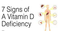 7 Signs of a Vitamin D Deficiency - Green Medicine 101