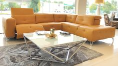 Italian-Design Electric Seak Motion Sofa by Casa Moderno  #DesignSpeak #DesignerConcept #Lifestyle #Design #CasaModerno