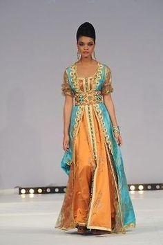 ELEGANT Moroccan Arabian Kaftan Farasha Dress Islamic Abaya Jilbab Design Caftan in Clothing, Shoes & Accessories, Women's Clothing, Dresses | eBay