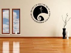 Jack Skellington Wall Art