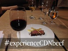 Prepared by Chef Jonathan Gushue at Karisma Hotels February 2015 February 2015, Cabernet Sauvignon, Red Wine, Roast, Hotels, Beef, Food, Meat, Essen