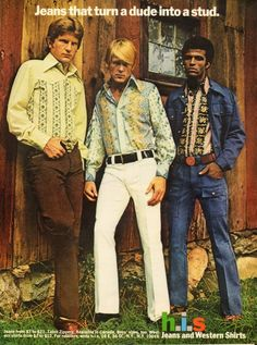 70's jeans!