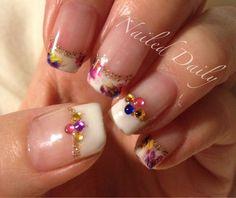 Nailed Daily #nail #nails #nailart