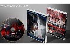 Capitão América - Guerra Civil - DVD1