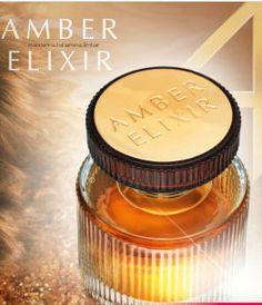 Eau de Parfum Amber Elixir para Mulher da            Oriflame