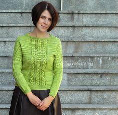 Ravelry: Three Braids pattern by Justyna Lorkowska