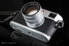 This is the Leica M (240) with the Summilux 50 pre-ASPH.