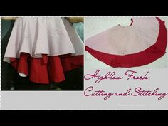High Low frock easy trick cutting and stitching stylish little girl frock easy making Baby Frock Pattern, Frock Patterns, Kids Dress Patterns, Kids Frocks Design, Baby Frocks Designs, Baby Dress Design, Frock Design, Blouse Tutorial, Skirt Tutorial