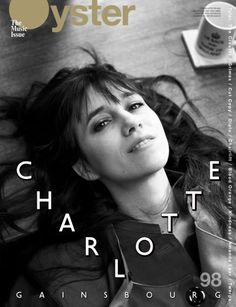 Charlotte Gainsbourg - Oyster, April 2012
