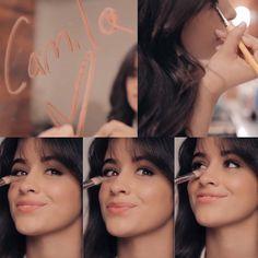 "6 Likes, 1 Comments - Camila/Astrid/Hailee liked ❤️ (@questionsforcamila) on Instagram: ""@lorealmakeup cutie ⭐️ @camila_cabello #camilacabello #lorealista #loreal #lorealparis…"""