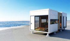 Casa móvil y ecológica para llevar una vida nómada
