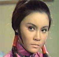"Shang Kwan Ling Fong appeared in over 50 films during the '60's and '70's, often playing quirky or unusual roles that suited her charming personality. With black belts in taekwando, karate AND judo, Polly Shang Kwan was a lead in ""Green Dragon Inn,"" a pioneering film about a patriot fighting the cruel rule of the eunuchs that is considered one of the greatest martial arts films of all time."