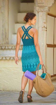 Galena Dress | Athleta Spring 2013 Collection