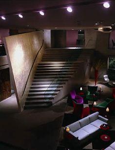 Paramount Hotel New York City designed by Philippe Starck