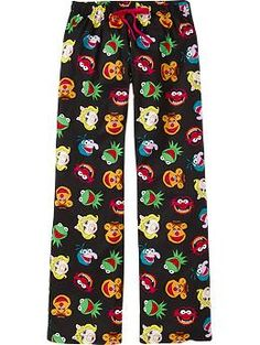 adult pajamas Muppet