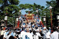 住吉祭 #Osaka #Japan #festival osaka Japan festival