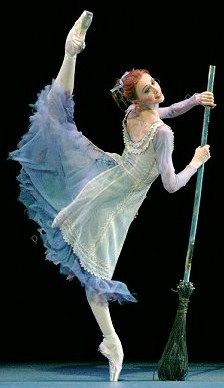 Svetlana Zakharova ~ Cinderella (The Bolshoi Ballet, 2006) Ballet beautie !