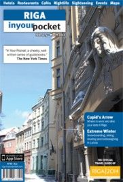 Riga In Your Pocket city guide