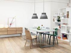 scandinavian retro interior design