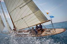 In diesem Jahr findet die Voiles d'Antibes vom 29. Mai bis 2. Juni statt.