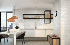 Illumina White Wall Tiles 7.5x30cm