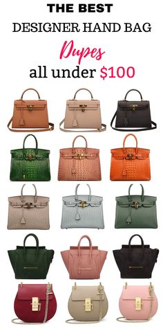 9b80bad9014a 30+ High Quality Designer Bag Dupes For A Steal!