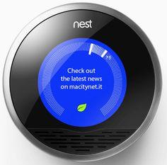 Nest permette a terze parti laccesso ai dispositivi con la piattaforma Nest Weave